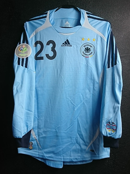 【2006】 / Germany / GK(Home) / No.23 HILDEBRAND / FIFA World Cup