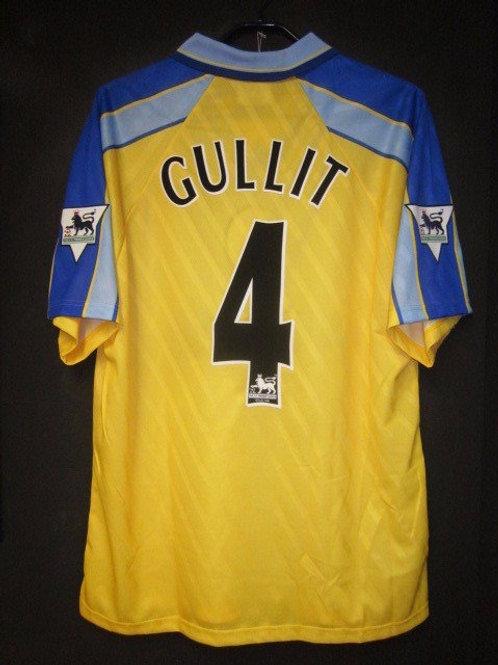 【1997/98】 / Chelsea / Away / No.4 GULLIT