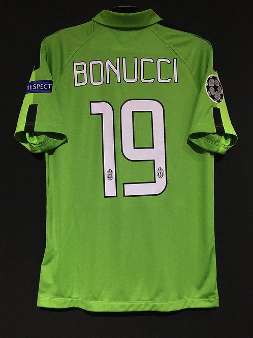 【2014/15】 / Juventus / 3rd / No.19 BONUCCI / UCL