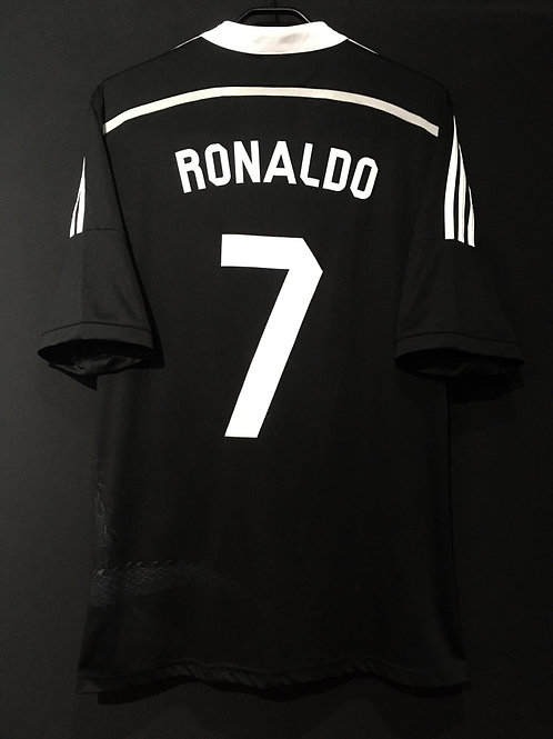 【2015】 / Real Madrid C.F. / 3rd / No.7 RONALDO
