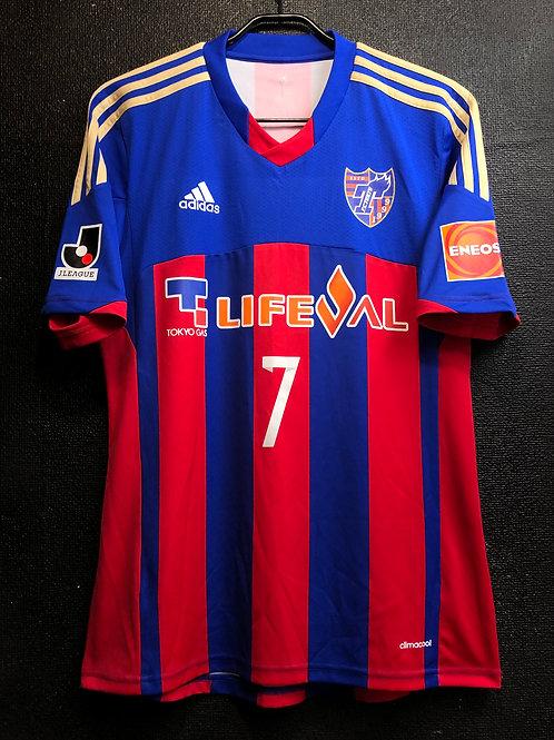 【2014】 / FC Tokyo / Home / No.7 YONEMOTO