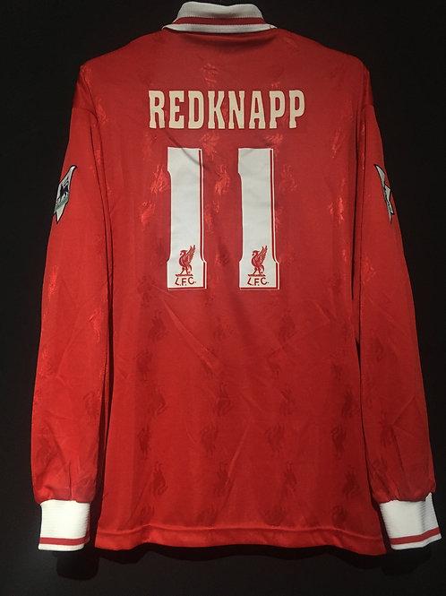 【1996/97】 / Liverpool F.C. / Home / No.11 REDKNAPP