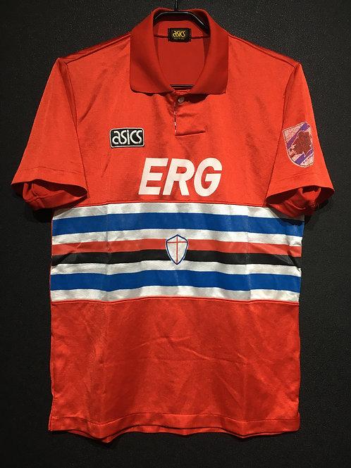 【1992/93】 / U.C. Sampdoria / Away