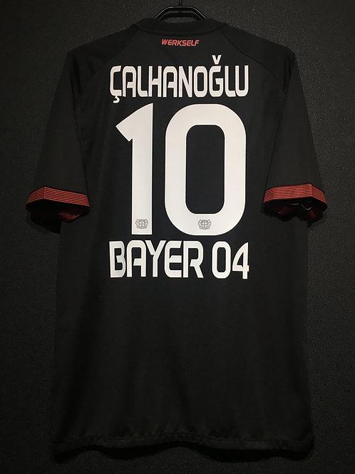 【2016/17】 / Bayer Leverkusen / Home / No.10 CALHANOGLU