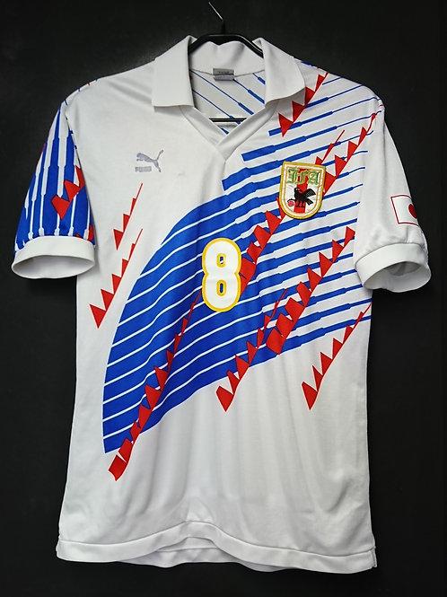 【1993】 / Japan / Away / No.8 FUKUDA