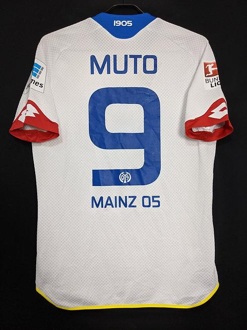 【2015/16】 / 1. FSV Mainz 05 / Away / No.9 MUTO
