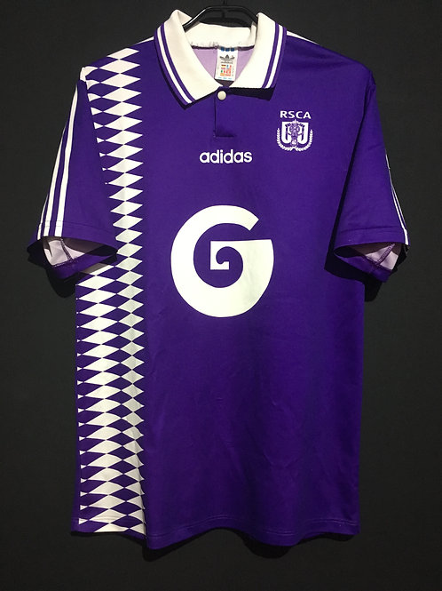 【1994/95】 / R.S.C. Anderlecht / Away / Sublimation printing