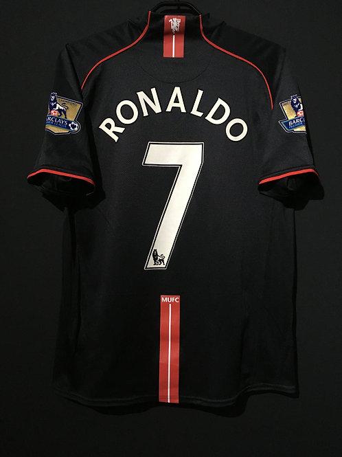 【2007/08】 / Manchester United / Away / No.7 RONALDO