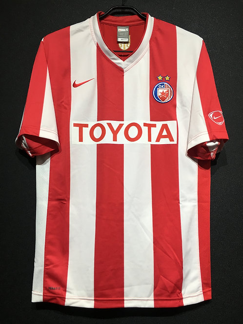 【2007/08】 / Red Star Belgrade / Home