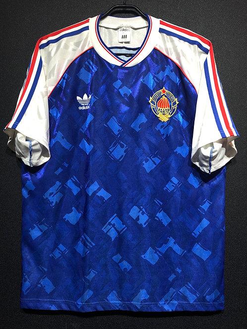 【1992】 / (FR)Yugoslavia / Home