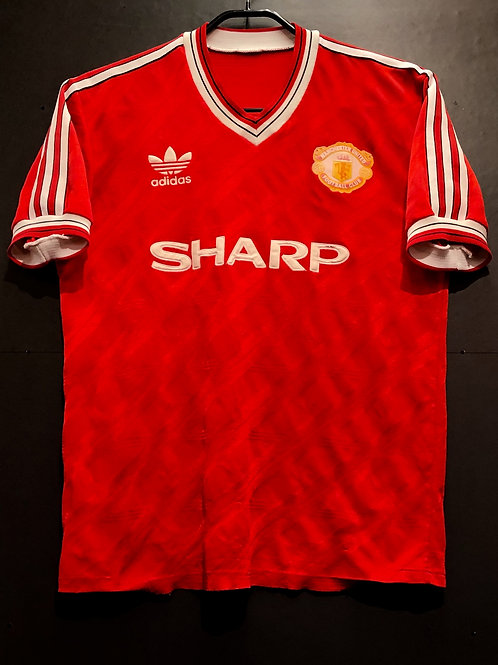 【1986/88】 / Manchester United / Home