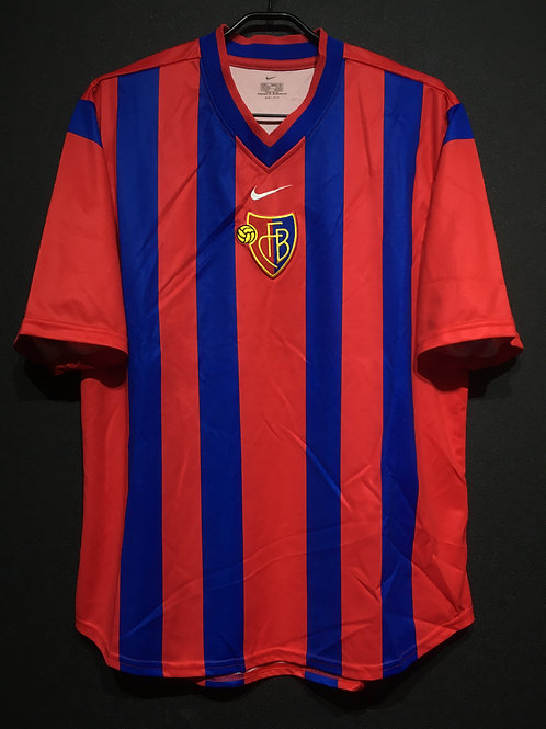 【2000/01】 / FC Basel / Home