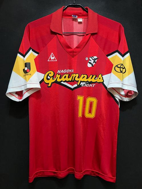 【1992/94】 / Nagoya Grampus / Cup(Home) / No.10