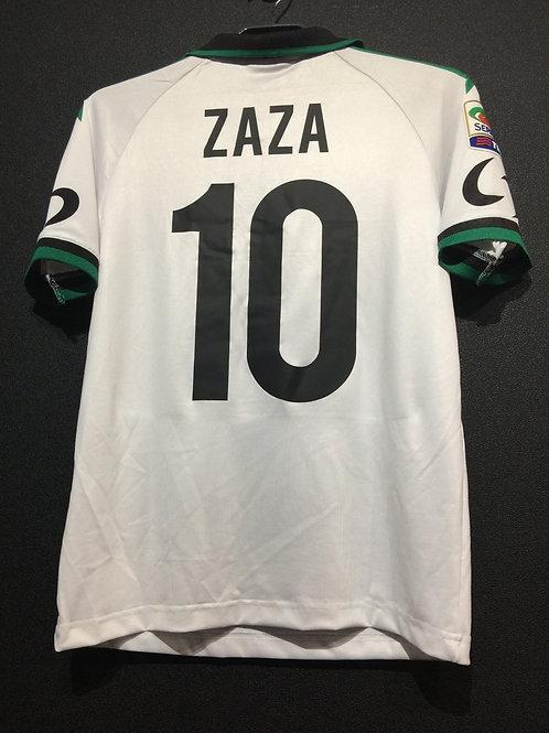 【2013/14】  / U.S. Sassuolo Calcio / Away / No.10 ZAZA