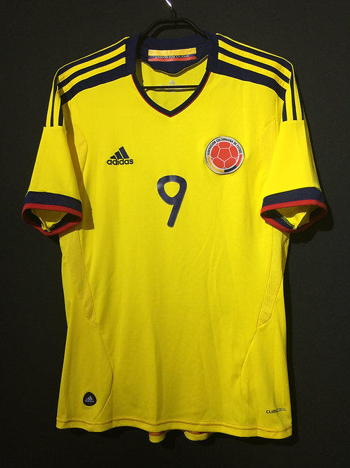 【2012/13】 / Colombia / Home / No.9 FALCAO