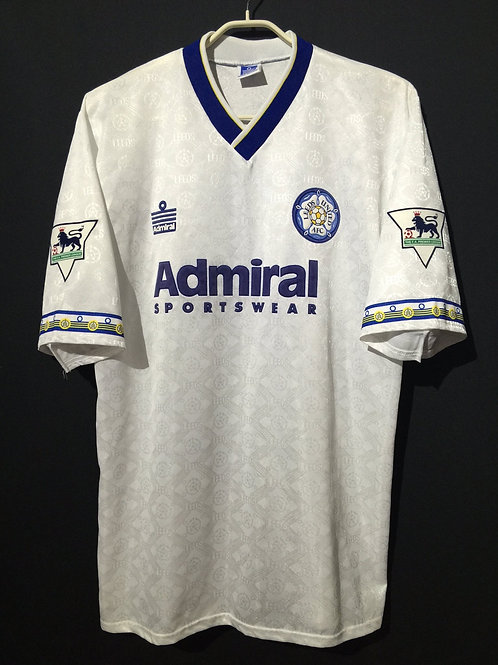 【1992/93】 / Leeds United / Home / No.7