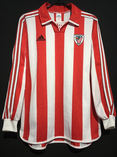 【1998/99】 / Athletic Bilbao / Home