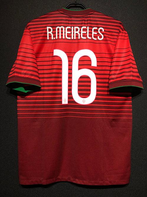 【2014/15】 / Portugal / Home / No.16 R. MEIRELES