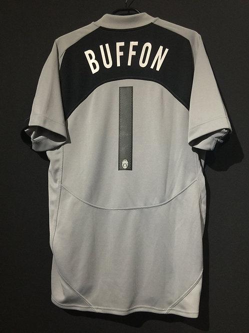 【2004/05】 / Juventus / GK / No.1 BUFFON