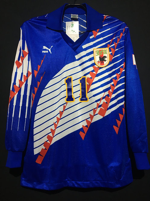 【1993】 / Japan / Home / No.11 KAZU