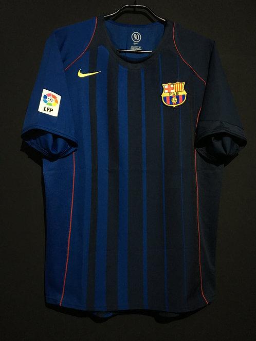 【2004/05】 / FC Barcelona / Away