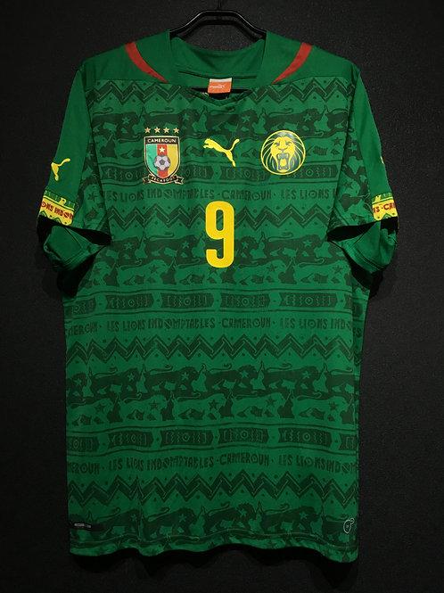 【2014/15】 / Cameroon / Home / No.9 ETO