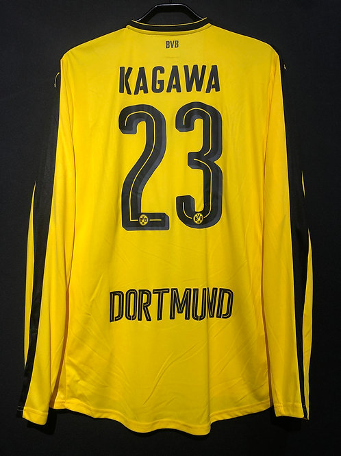 【2016/17】 / Borussia Dortmund / Home / No.23 KAGAWA