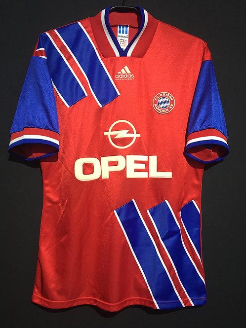 【1993/95】 / FC Bayern Munich / Home
