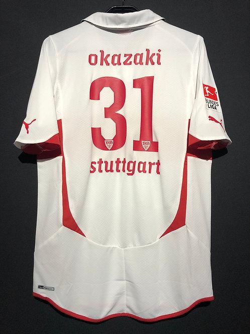 【2010/11】 / VfB Stuttgart / Home / No.31 OKAZAKI