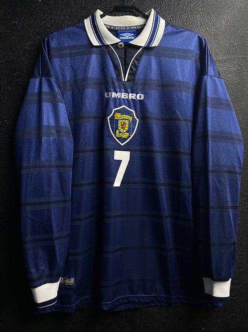 【1998/99】 / Scotland / Home / No.7 GALLACHER