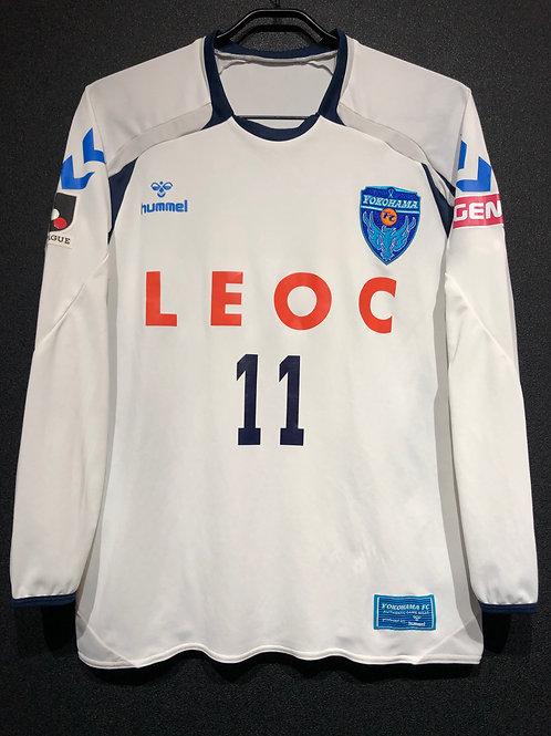 【2010】 / Yokohama FC / Away / No.11 KAZU