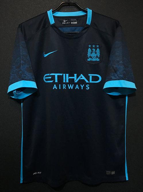 【2015/16】/ Manchester City / Away