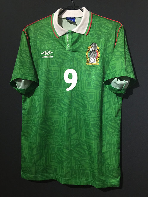 【1994】 / MEXICO / Home / No.9 SANCHEZ