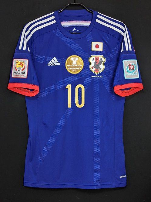 【2015】 / Japan / Home / No.10 KAGAWA / AFC Asian Cup / Authentic