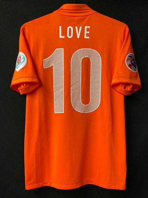 【2014】 / Shandong Luneng Taishan F.C. / Cup(H) / No.10 LOVE / ACL