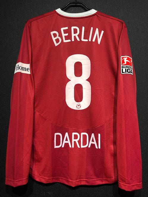 【2007/08】 / Hertha BSC / Away / No.8 BERLIN / Player Issue