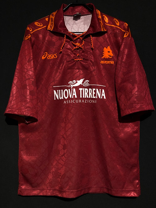 【1994/95】 / A.S. Roma / Home / Phase2