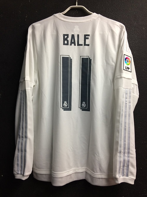 【2015/16】 / Real Madrid C.F. / Home / No.11 BALE