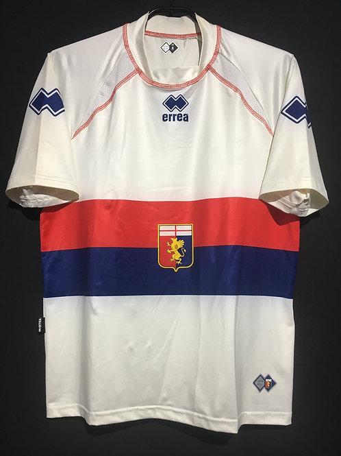 【2007/08】 / Genoa C.F.C. / Away