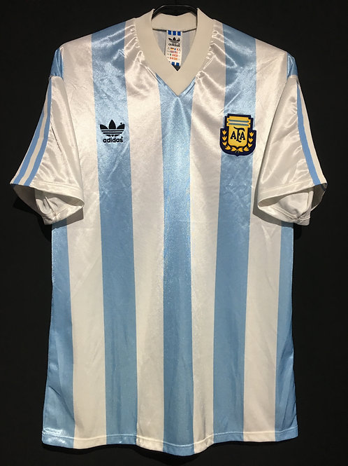 【1992】 / Argentina / Home / No.9 / King Fahd Cup