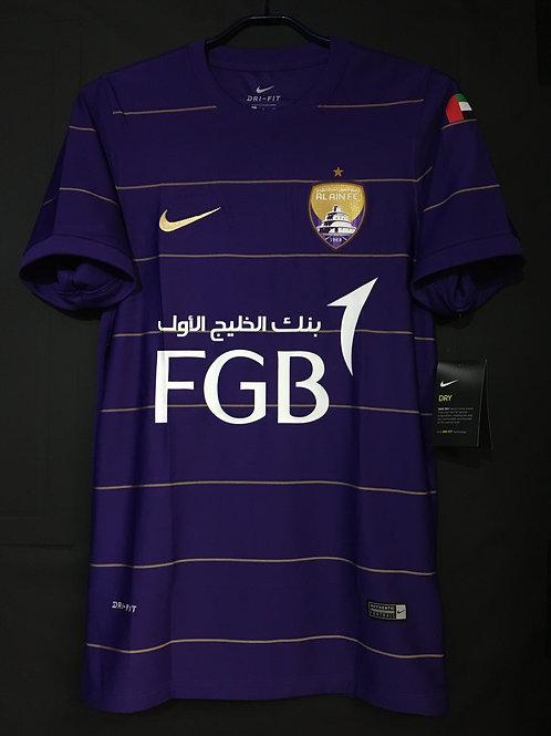 【2016】 / Al Ain FC / Home