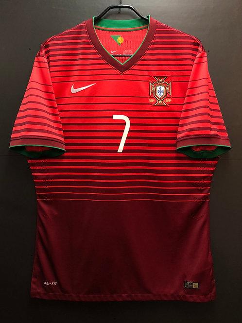 【2014/15】 / Portugal / Home / No.7 RONALDO / Authentic