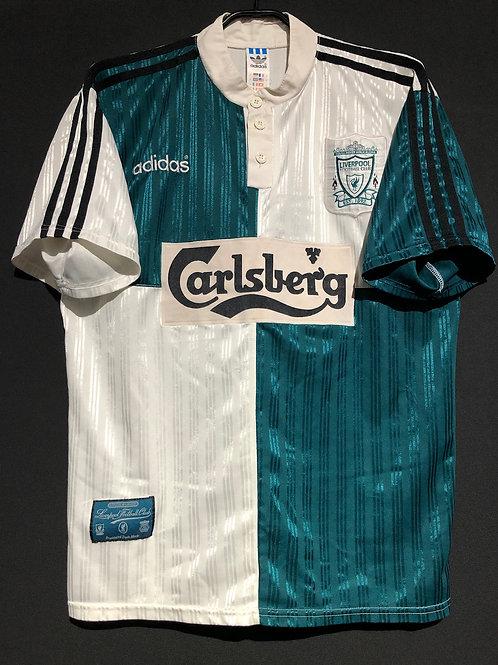 【1995/96】 / Liverpool F.C. / Away