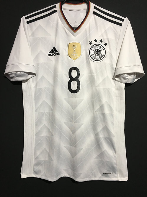 【2017】 / Germany / 3rd / No.8 OZIL