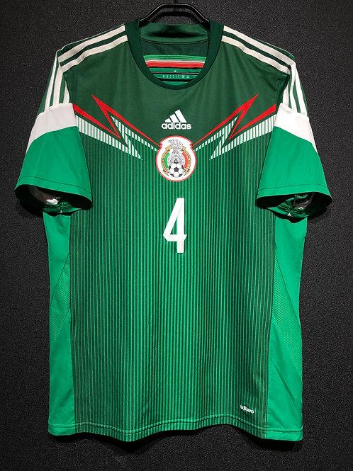 【2014】 / MEXICO / Home / No.4 R.MARQUEZ / Authentic