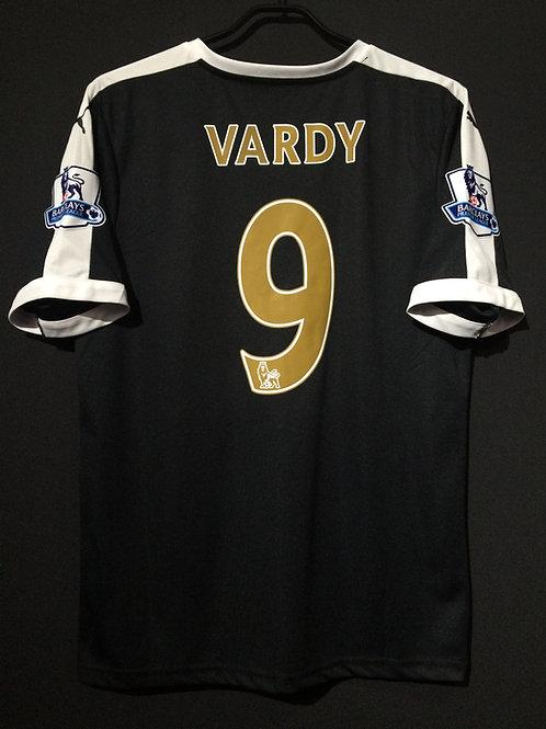 【2015/16】 / Leicester City F.C. / Away / No.9 VARDY