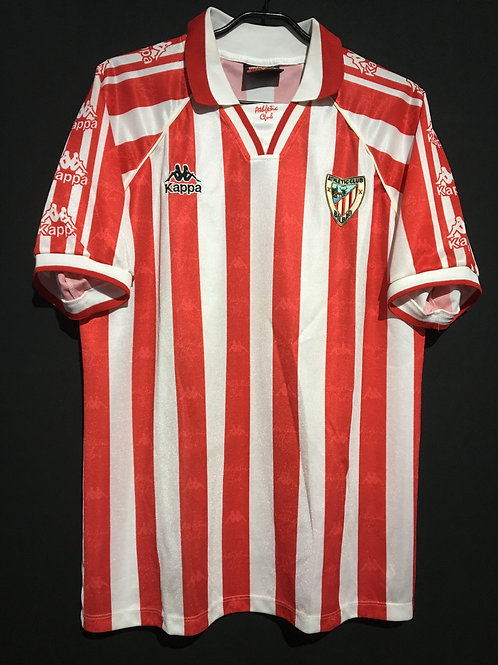 【1995/97】 / Athletic Bilbao / Home