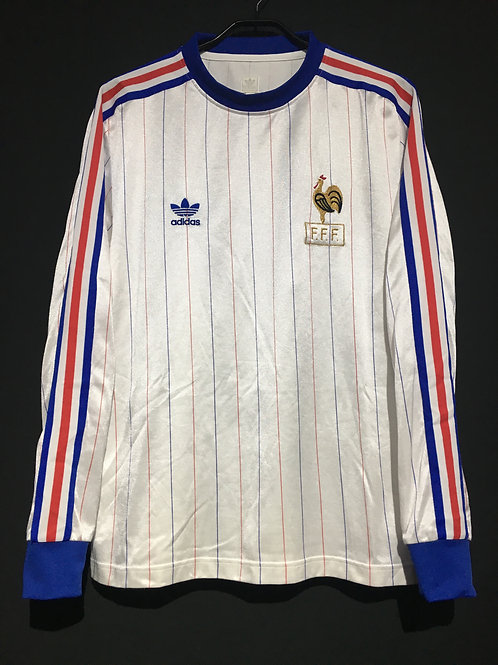 【1980/81】 / France / Away / Reproduction