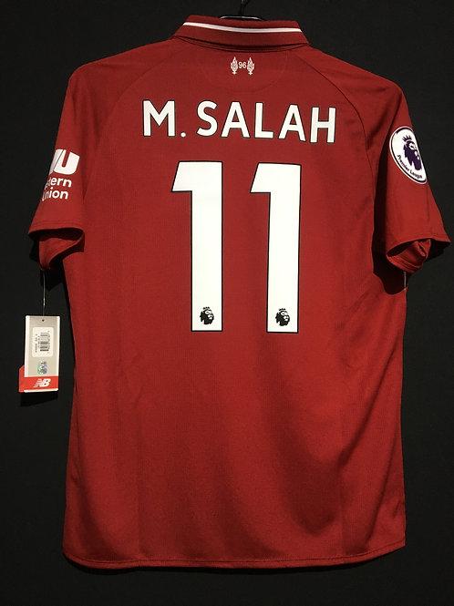 【2018/19】 / Liverpool / Home / No.11 M. SALAH
