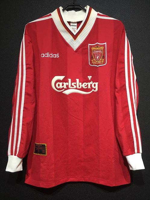 【1995/96】 / Liverpool / Home